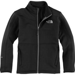 photo: The North Face Boys' Momentum Jacket fleece jacket