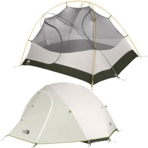 photo: The North Face Moraine 23 three-season tent