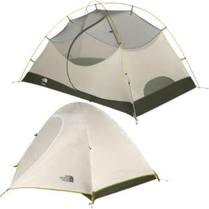 photo: The North Face Tephra 22 three-season tent