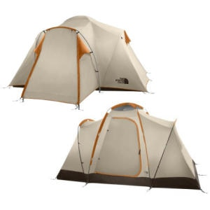 photo: The North Face Trailhead 6 three-season tent