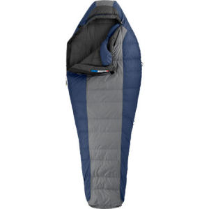 photo: The North Face Men's Chrysalis 3-season down sleeping bag