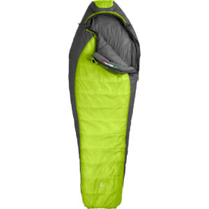 photo: The North Face Pyxis 3-season synthetic sleeping bag