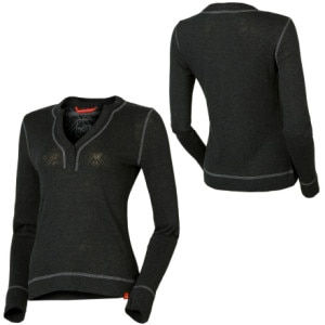 The North Face Savage Bloom Top - Long-Sleeve - Womens