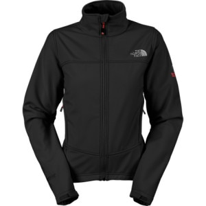 photo: The North Face Women's Sentinel WindStopper Jacket fleece jacket
