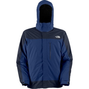 photo: The North Face Insulated Varius Guide Jacket snowsport jacket