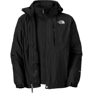 photo: The North Face Men's Amplitude TriClimate Jacket component (3-in-1) jacket