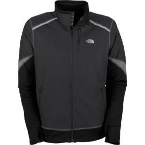 The North Face WindStopper Hybrid Full Zip Jacket - Mens