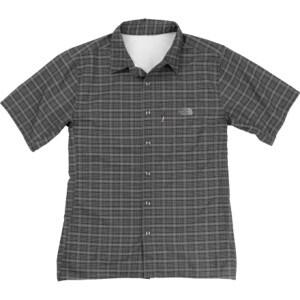 The North Face Harvey Elk Woven Shirt - Short-Sleeve - Mens