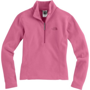 The North Face TKA 100 Glacier 1/4-Zip Fleece Pullover - Girls