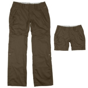The North Face Canmore Lake Convertible Pant - Womens