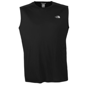 photo: The North Face Velocitee Tank short sleeve performance top