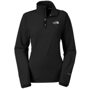 The North Face Nimble Zip Shirt - Womens