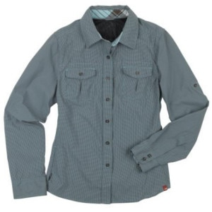 The North Face Boulder Utility Woven Shirt - Long-Sleeve - Womens