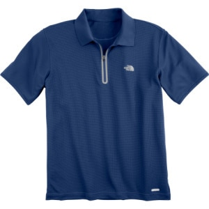 The North Face VaporWick Tidwell Zip-Neck Polo Shirt - Short-Sleeve - Mens