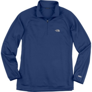 The North Face El Cap Peak 1/4 Zip Shirt - Long-Sleeve - Mens
