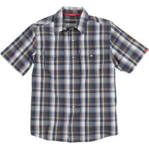 The North Face Caughlin Shirt - Short-Sleeve - Mens