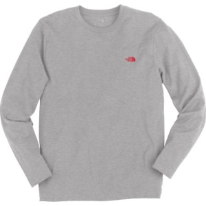 The North Face Red Box T-Shirt - Long-Sleeve - Mens