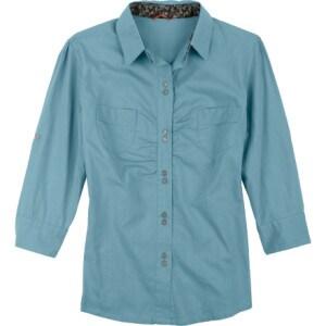 The North Face Good Luck Shirt - 3/4 Sleeve - Womens