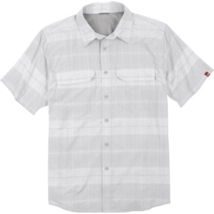 The North Face Boulder Tramline Woven Shirt - Short-Sleeve - Mens