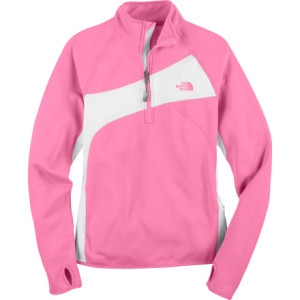 The North Face Pemberton 1/4-Zip Pullover Sweatshirt - Womens