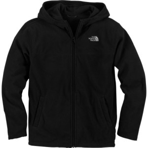 The North Face TKA 100 Moulin Glacier Hooded Jacket - Boys