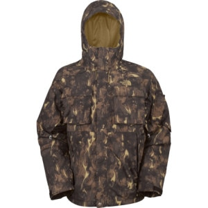 The North Face Decagon Print Jacket - Mens