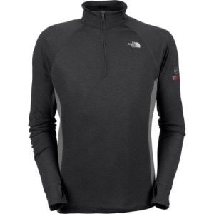 The North Face Stretch Softwool 1/4-Zip Top - Mens