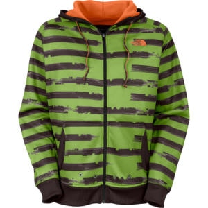 The North Face Striper Hooded Softshell Jacket - Mens