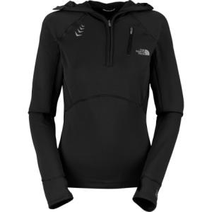 The North Face Impulse 1/4-Zip Hooded Top - Long-Sleeve - Womens