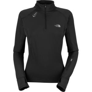 The North Face Impulse 1/4-Zip Top - Long-Sleeve - Womens