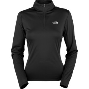 The North Face Velocitee 1/4-Zip Shirt - Long-Sleeve - Womens