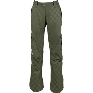 The North Face Go-Go Cargo Checker Pant - Womens