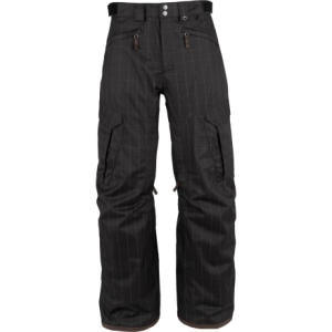 The North Face Monte Cargo Plaid Pant - Mens