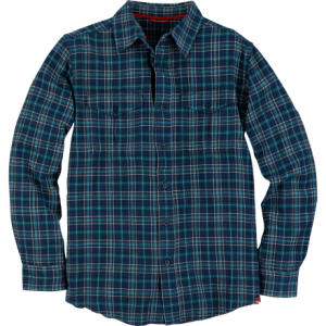 The North Face Pinol Herringbone Flannel Shirt - Long-Sleeve - Mens