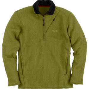 The North Face Gordon Lyons 1/4 Zip Sweater - Mens