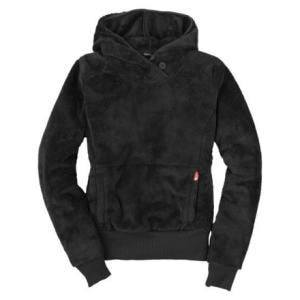 The North Face Mossbud Fleece Hooded Sweatshirt - Womens