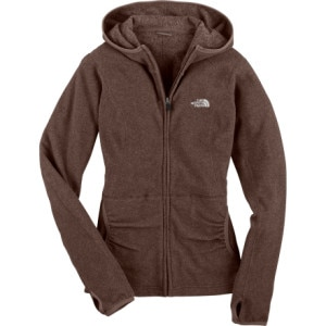 The North Face TKA 100 Masonic Hooded Fleece Jacket - Womens