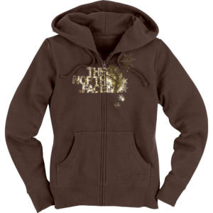 The North Face Andromeda Full-Zip Hooded Sweatshirt - Womens