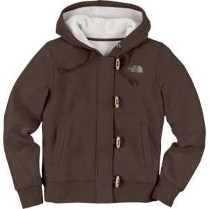 The North Face Caledonia Full-Zip Hooded Sweatshirt - Womens