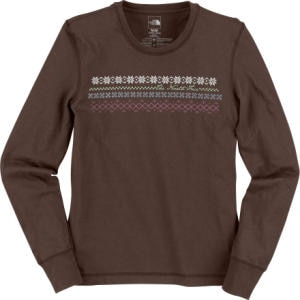 The North Face Tribeca T-Shirt - Long-Sleeve - Womens