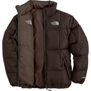 The North Face Lunaperro Reversible Down Jacket - Boys