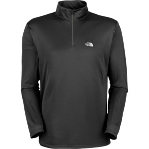 The North Face Velocitee 1/4 Zip Shirt - Long-Sleeve - Mens