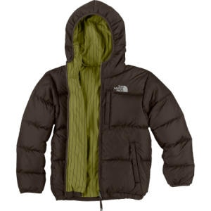 The North Face Moondoggy Reversible Down Jacket - Boys