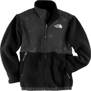 The North Face Night Camo Denali Fleece Jacket - Boys