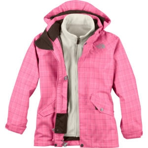 The North Face Snowlotus Triclimate Jacket - Girls