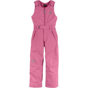 The North Face Snowdrift Insulated Bib Pant - Girls