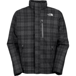 The North Face Duboce Insulated Wool Jacket - Mens