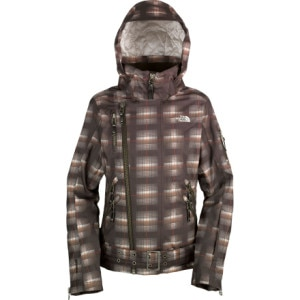 The North Face Trixie Plaid Jacket - Womens