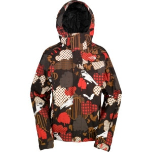 The North Face Scarlet Bird Jacket - Womens
