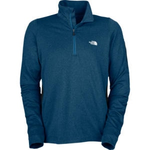 The North Face Defiance Crest 1/4-Zip Shirt - Long-Sleeve - Mens